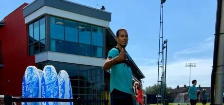Liverpool na twee maanden terug op trainingsveld: 'Het voelde als de eerste schooldag'