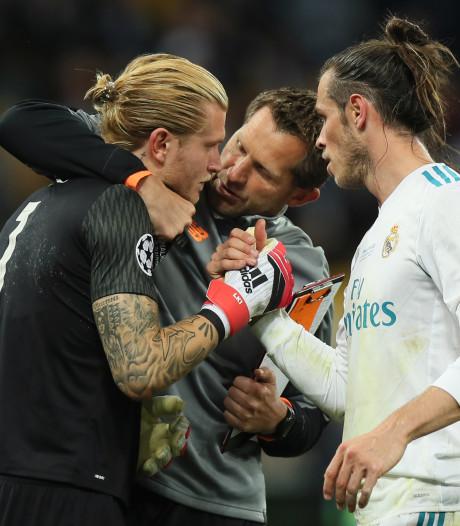 Keeperstrainer Achterberg steunt Karius: 'Ik verwijt hem niets'
