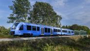 Nederland test waterstoftrein tussen Groningen en Leeuwarden