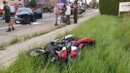 Mechelsebaan afgesloten na ernstig ongeval met motorrijder