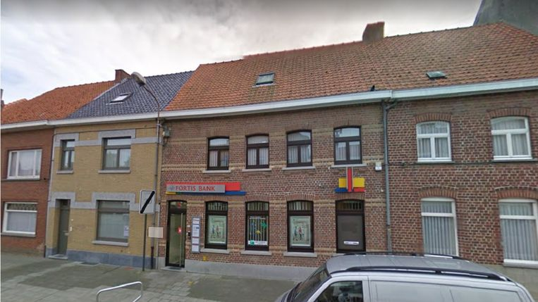 BNP Paribas Fortis-kantoor in Vlamertinge verdwijnt ...