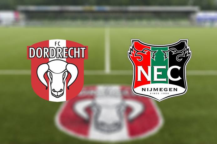 FC Dordrecht - NEC