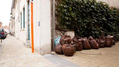 Beperkte hinder voor vuilnisophaling door staking: enkel Moerbrugge en deel van centrum Oostkamp getroffen