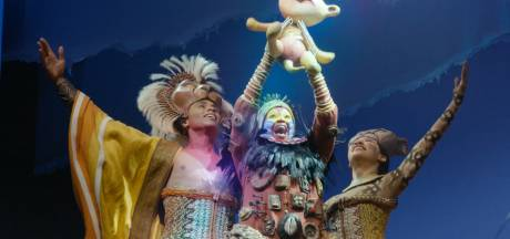 Musical The Lion King stopt ermee
