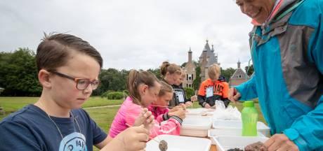 Jong geleerd in het kasteelpark van Renswoude