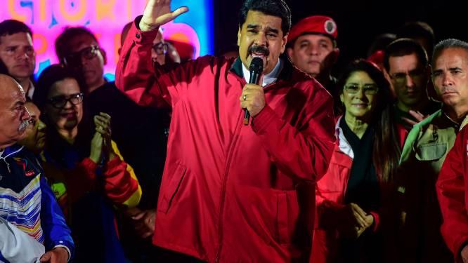 """VS leggen Venezolaanse """"dictator"""" Maduro nooit geziene sancties op"""
