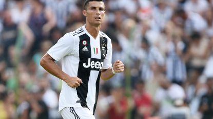 LIVE (18u). Scoort Cristiano Ronaldo meteen in zijn eerste competitiematch in Serie A?
