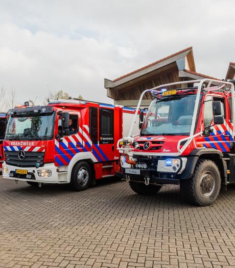 Utrechtse brandweer in gemiddeld 7,42 minuten na de melding ter plaatse