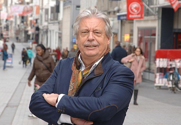 Dirk Dupont, voorzitter Unizo.
