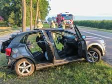 Gewonde bij ongeval op N331 tussen Marknesse en Vollenhove