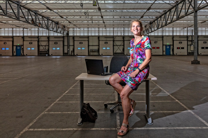 Voor zzp'er Sandra van Tol is de zomer zo druk, dat ze in die periode niet op vakantie gaat.