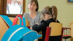 Nestklasje laat kleuters met beperking proeven van echt onderwijs