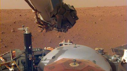 """NASA verspreidt unieke geluidsopname: """"Luister naar de wind op Mars"""""""