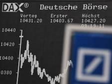 Duitse economie krimpt