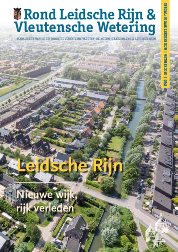 De cover van de speciale uitgave 20 jaar Leidsche Rijn.