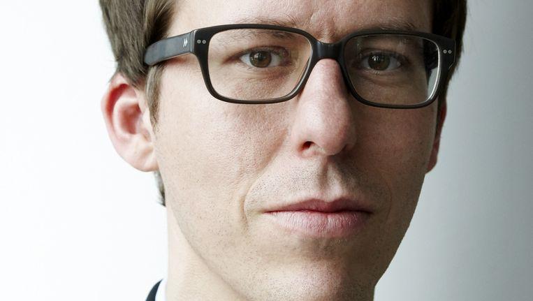 Bastian Obermayer (38), verslaggever Süddeutsche Zeitung Beeld Stephanie Fuessenich