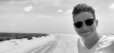 Robin Morsink (2000-2020) uit Delden: Voor het slotsignaal geveld
