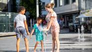 """Limburg kreunt onder tropische hitte: """"Zelfs te warm voor een ijsje"""""""