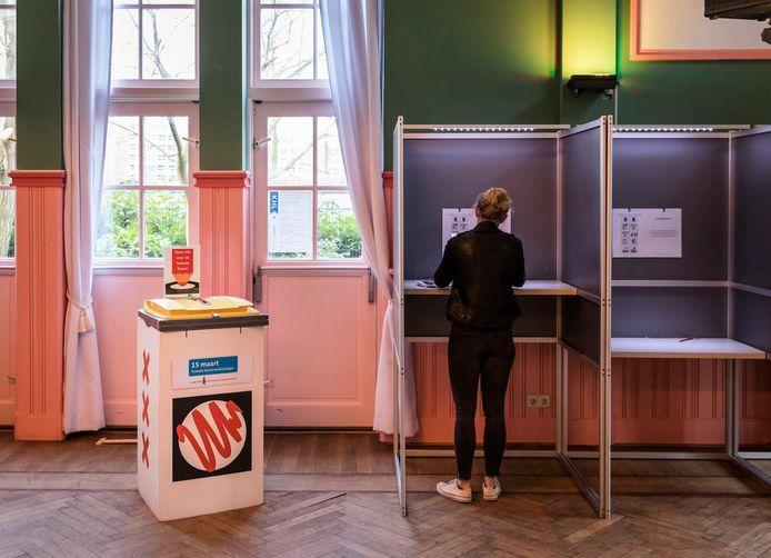 Dubbel werk in het stemhokje woensdag. Naast de gemeenteraad is er ook een referendum over de Wet op de inlichtingendiensten.