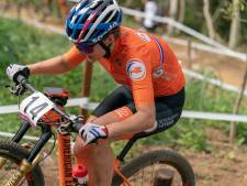 Anne Tauber beleeft pittige herstart in Zwitserse bergen
