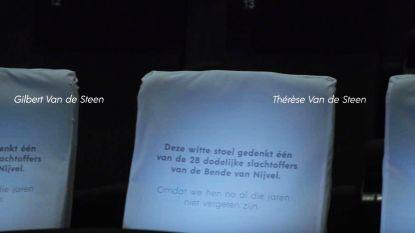 Kinepolis herdenkt slachtoffers Bende van Nijvel met lege zitjes tijdens 'Niet Schieten'
