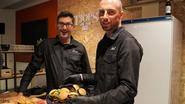 Karel en Birger openen deuren van Grill Academy