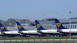 Ryanair wil meer dan 80 mensen ontslaan in België