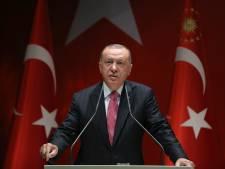 Erdogan waarschuwt voor escalatie gasconflict op Middellandse Zee