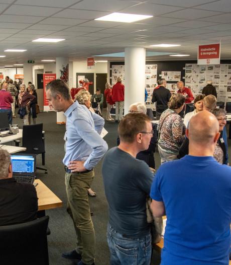 Zo'n 700 bezoekers bij open dag de Stentor