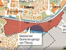 Koers voor de Bakertand in Goirle: windmolen en nieuwe weg