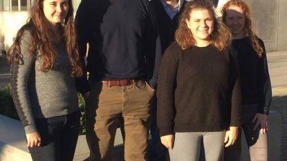 Studenten Vives lanceren gefermenteerde frisdrank