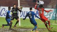 Brute pech voor PSG: modder houdt treffer tegen