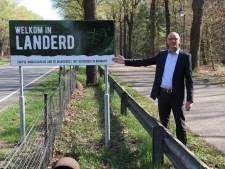 Landerd heet gasten welkom als 'ambassadeur van de Maashorst'