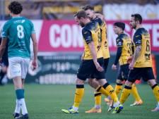Excelsior krijgt een pak op de broek van Roda JC