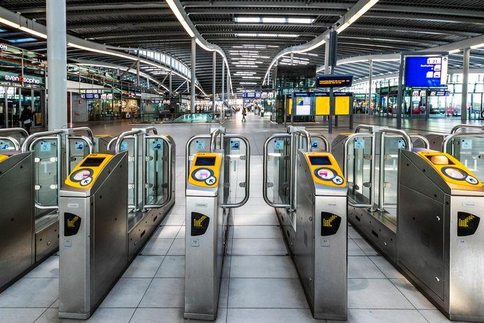 Station Utrecht Centraal op archiefbeeld.