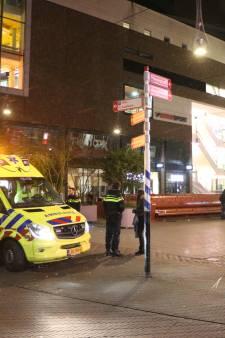 Gewonde door steekpartij in Grote Marktstraat