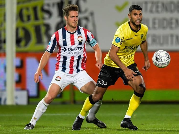 Winnende Willem II-aanvoerder Peters is kritisch: 'Als jongens voor zichzelf gaan spelen, gaan we problemen krijgen'