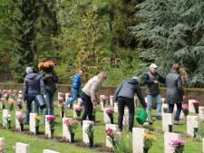 Graven van de 101 Sovjetsoldaten geadopteerd