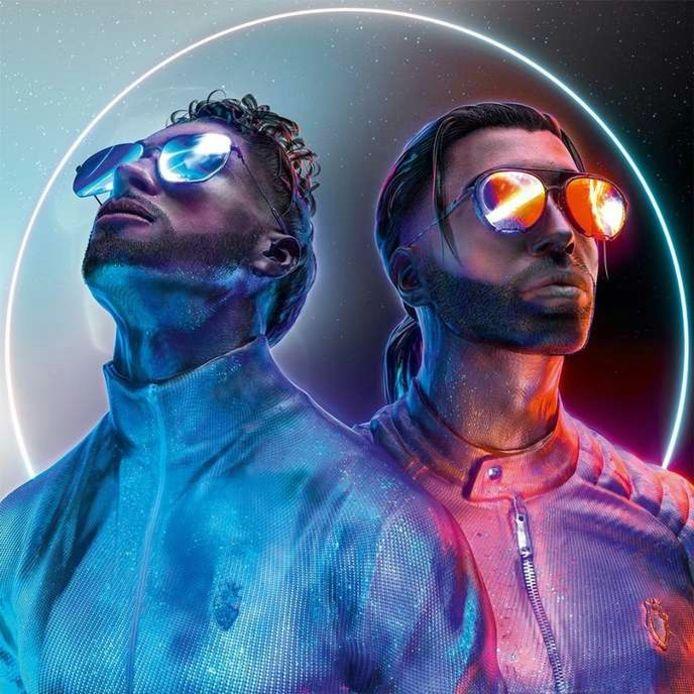 """La pochette de l'album """"Deux Frères"""", sorti en 2019."""
