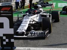 Voor het eerst sinds 2012 geen Ferrari, Red Bull of Mercedes op podium