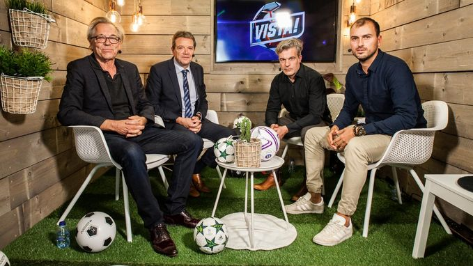 "Michel Louwagie in VISTA!: ""Andrijasevic, Marcq en Sylla brengen te weinig"""