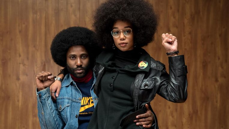 BlacKkKlansman Beeld David Lee