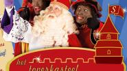Sinterklaas komt naar kasteel Ravenhof