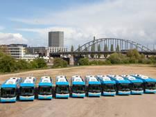 Trolleybus-vloot Arnhem compleet vernieuwd