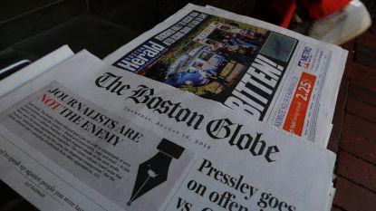 """Man opgepakt die Amerikaanse journalisten met dood bedreigde: """"Jullie zijn vijanden van het volk"""""""