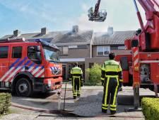 Brandweer voorkomt uitslaande brand in Goirle