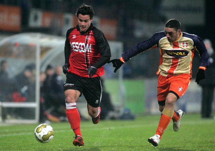 Guus Joppen speelde tussen 2007 en 2012 ook al voor Helmond Sport.