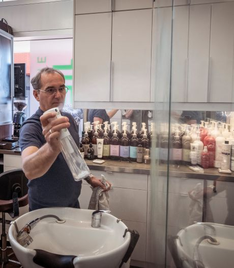 Mondkapjesplicht voor kappers, masseurs en nagelstylisten? 'Liever een mondkapje dan dat we weer dicht moeten'