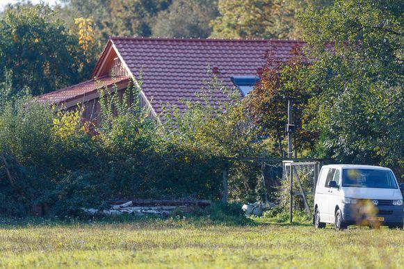 De boerderij in Ruinerwold.