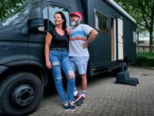De Oud-Beijerlandse Liesbeth Uithol hoopt snel in haar droomhuis op wielen te wonen